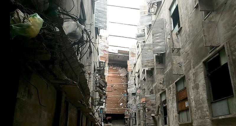 Bên trong chung cư 'ma' sắp được tháo dỡ giữa trung tâm thành phố - ảnh 6