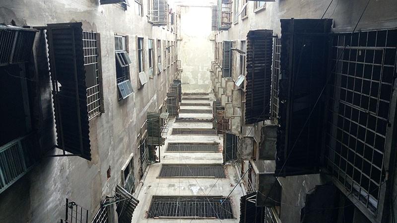 Bên trong chung cư 'ma' sắp được tháo dỡ giữa trung tâm thành phố - ảnh 4
