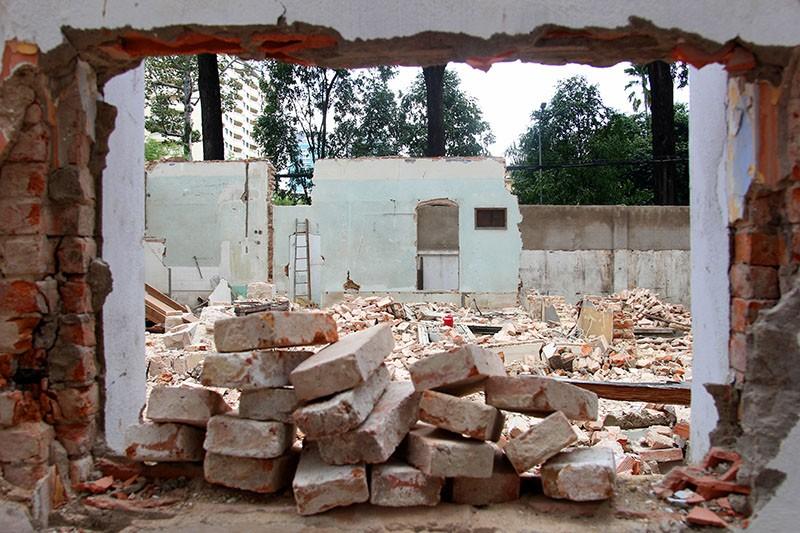 TP.HCM: Thêm một biệt thự cổ hơn 200 tỉ đồng bị đập bỏ - ảnh 11