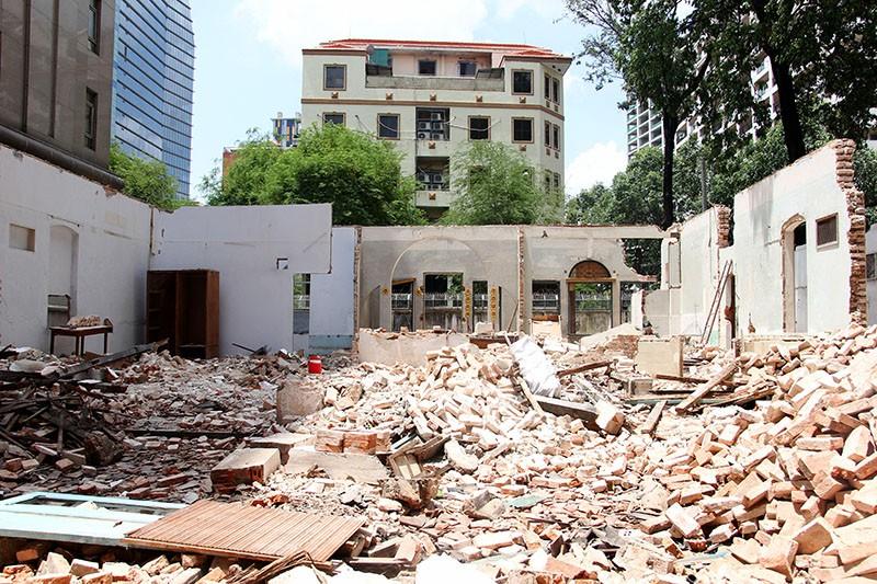 TP.HCM: Thêm một biệt thự cổ hơn 200 tỉ đồng bị đập bỏ - ảnh 2
