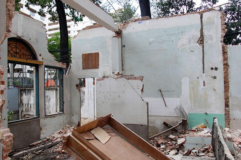 TP.HCM: Thêm một biệt thự cổ hơn 200 tỉ đồng bị đập bỏ - ảnh 3