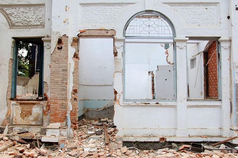 TP.HCM: Thêm một biệt thự cổ hơn 200 tỉ đồng bị đập bỏ - ảnh 4