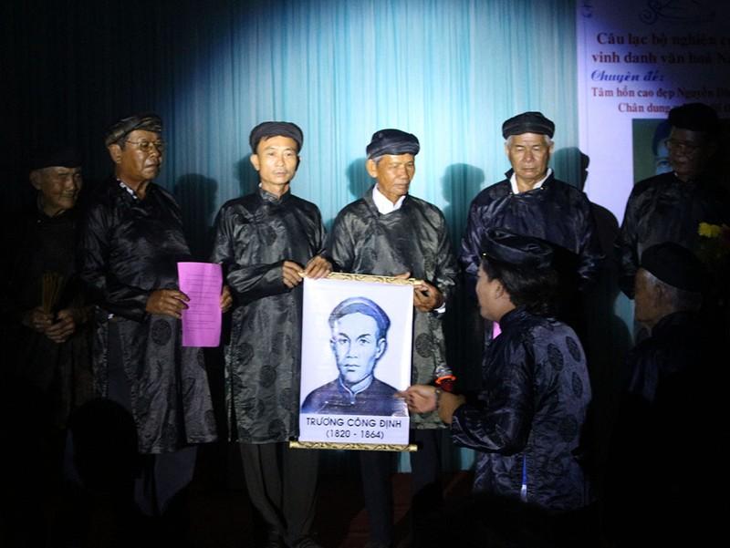 Người trẻ tổ chức đêm tài tử vinh danh cụ Đồ Chiểu - ảnh 9