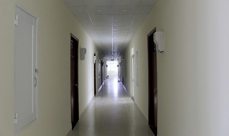 Cận cảnh KTX 40 tỉ miễn phí cho sinh viên nghèo ở TP.HCM - ảnh 12