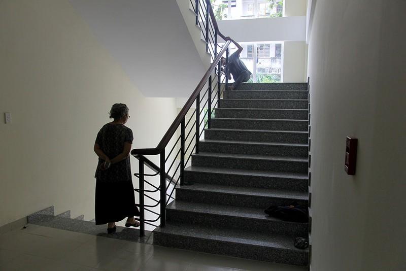 Cận cảnh KTX 40 tỉ miễn phí cho sinh viên nghèo ở TP.HCM - ảnh 16