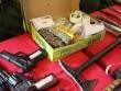 Tin tức - Hà Nội: Phát hiện kho vũ khí khủng sau vụ thanh niên rơi từ tầng 3