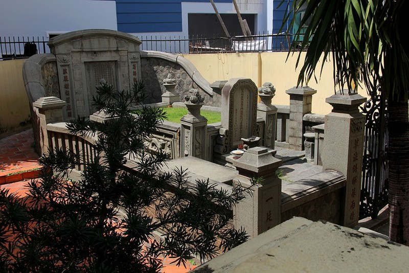 Choáng ngợp trước khu mộ cổ của vợ chồng bá hộ giàu nhất Sài Gòn xưa - ảnh 17