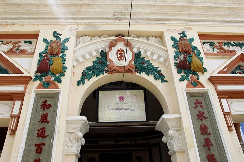 Choáng ngợp trước khu mộ cổ của vợ chồng bá hộ giàu nhất Sài Gòn xưa - ảnh 2
