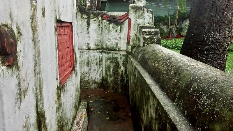 Kỳ bí khu mộ cổ hơn trăm năm trong Công viên Tao Đàn  - ảnh 8