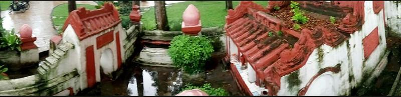 Kỳ bí khu mộ cổ hơn trăm năm trong Công viên Tao Đàn  - ảnh 12