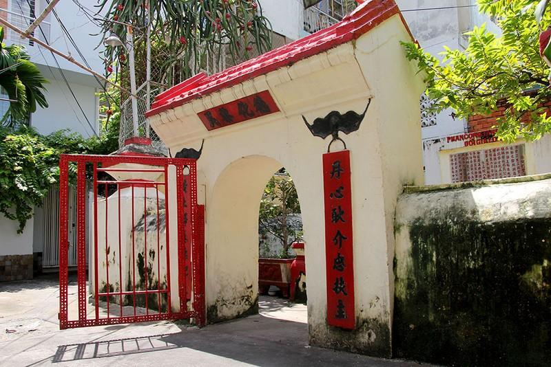 Nơi yên nghỉ của vị tướng triều Nguyễn  - ảnh 3