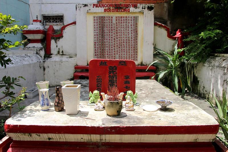 Nơi yên nghỉ của vị tướng triều Nguyễn  - ảnh 6