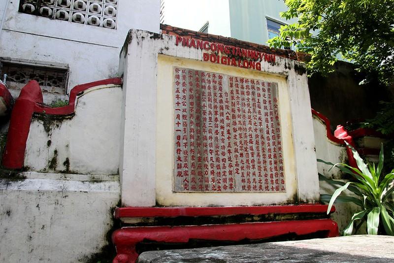 Nơi yên nghỉ của vị tướng triều Nguyễn  - ảnh 9