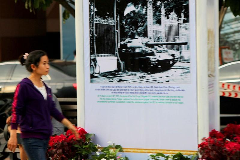 TP.HCM triển lãm kỷ niệm 71 Cách mạng Tháng Tám và Quốc khánh 2-9 - ảnh 5