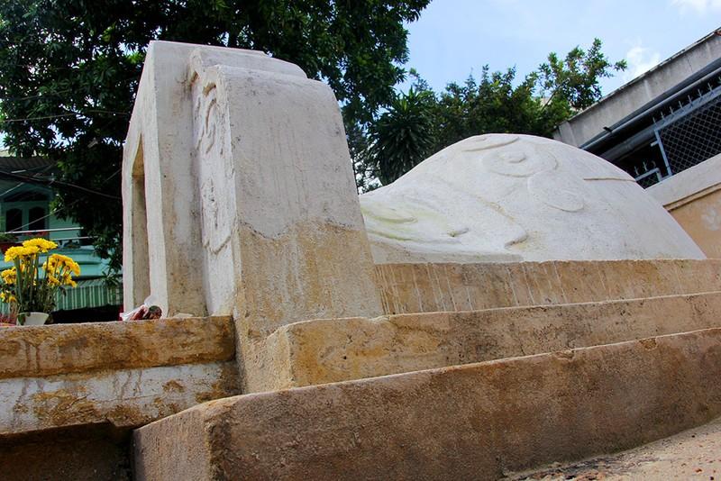 Mộ cổ khang trang của vị tiền hiền sáng lập chợ Thủ Đức - ảnh 5