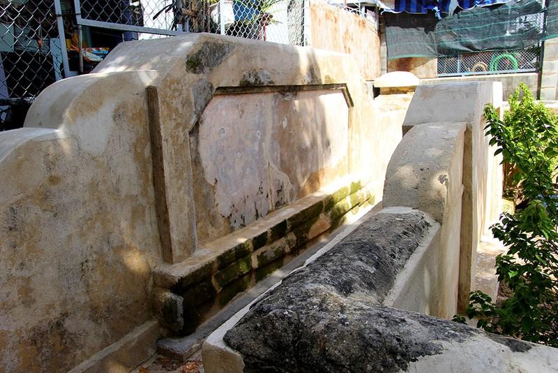 Mộ cổ khang trang của vị tiền hiền sáng lập chợ Thủ Đức - ảnh 7
