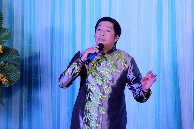 Diễn vở 'Nam quốc sơn hà' tưởng nhớ GS Trần Văn Khê - ảnh 5