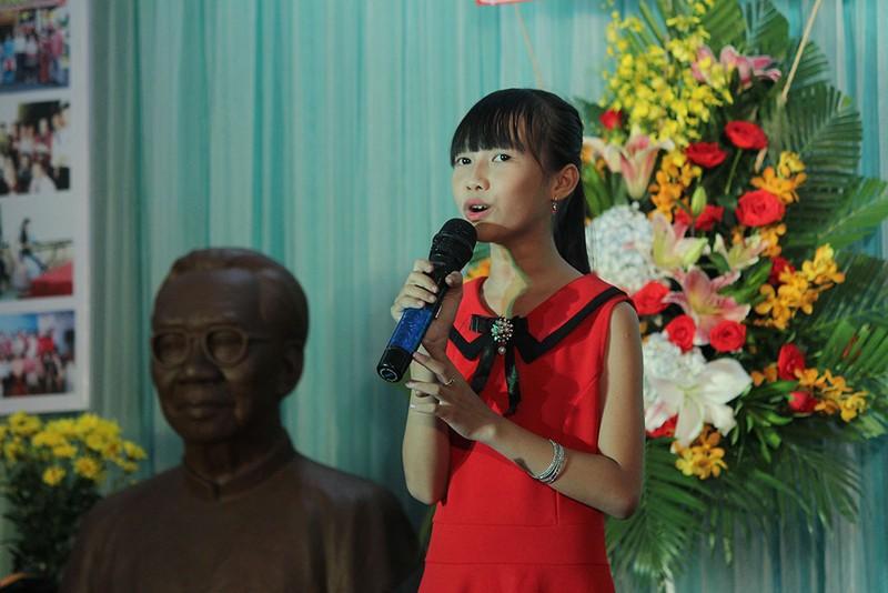 Diễn vở 'Nam quốc sơn hà' tưởng nhớ GS Trần Văn Khê - ảnh 3