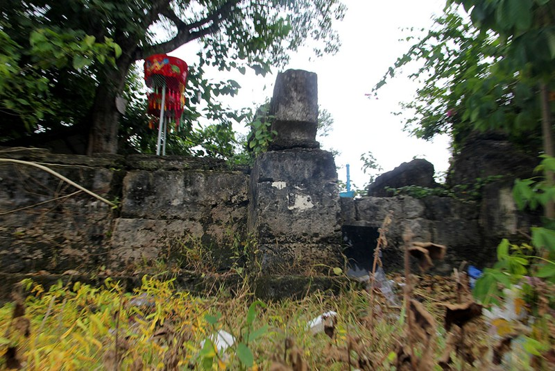Chùm ảnh: Khu mộ cổ độc đáo gần 200 năm ở Gò Quéo  - ảnh 4