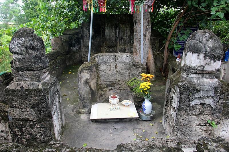 Chùm ảnh: Khu mộ cổ độc đáo gần 200 năm ở Gò Quéo  - ảnh 7