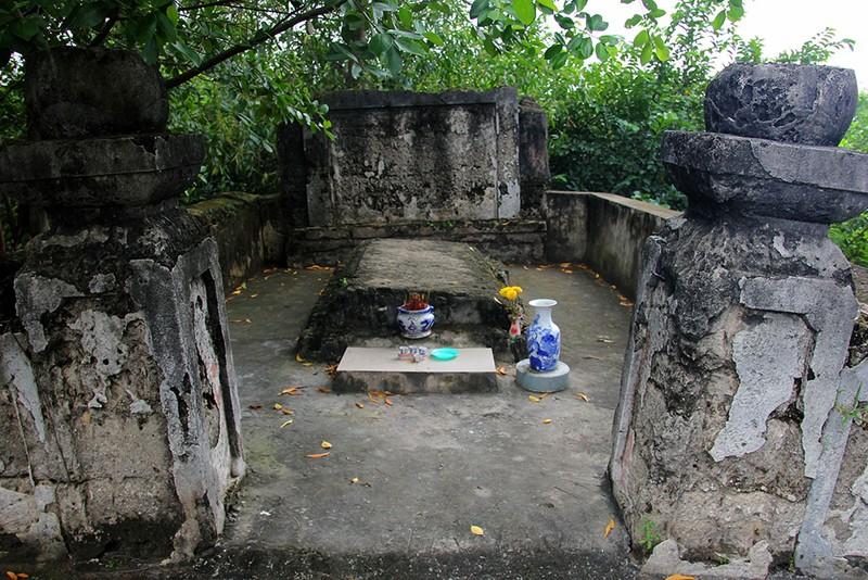 Chùm ảnh: Khu mộ cổ độc đáo gần 200 năm ở Gò Quéo  - ảnh 18