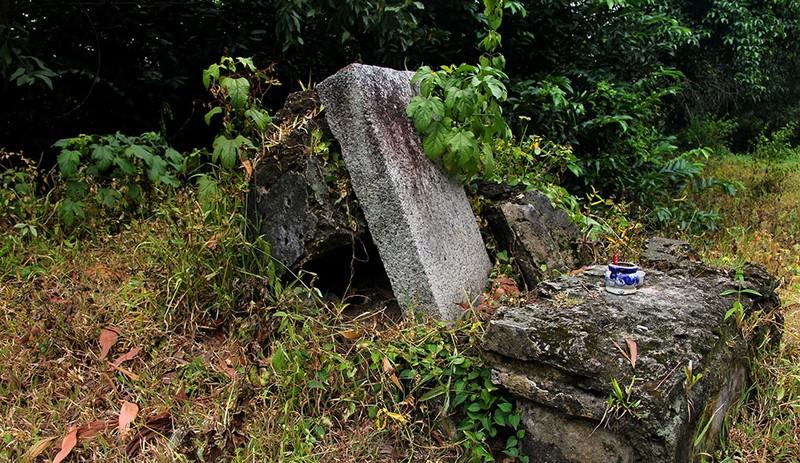 Chùm ảnh: Khu mộ cổ độc đáo gần 200 năm ở Gò Quéo  - ảnh 25