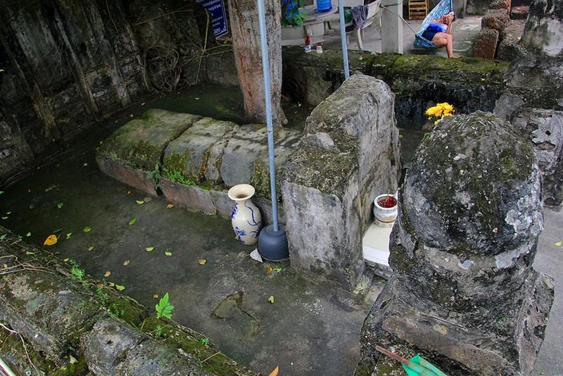 Chùm ảnh: Khu mộ cổ độc đáo gần 200 năm ở Gò Quéo  - ảnh 9