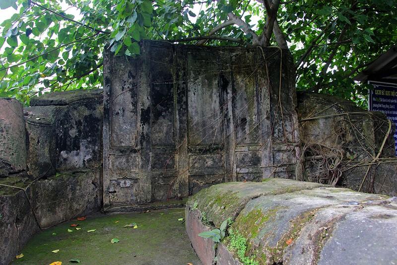 Chùm ảnh: Khu mộ cổ độc đáo gần 200 năm ở Gò Quéo  - ảnh 10