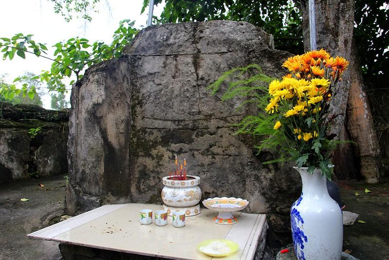 Chùm ảnh: Khu mộ cổ độc đáo gần 200 năm ở Gò Quéo  - ảnh 8