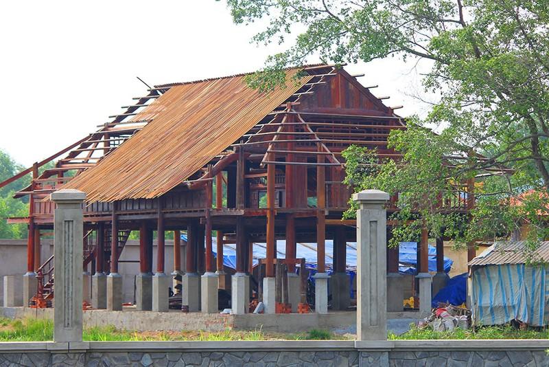 Nhà thờ tổ tiền tỉ của danh hài Hoài Linh chính thức khánh thành - ảnh 7