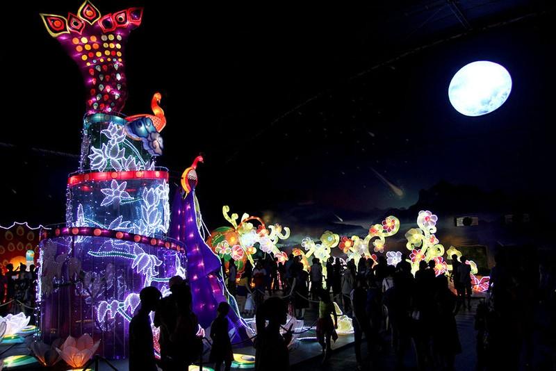 TP.HCM: Gần 20 con vật khổng lồ xuất hiện trong đêm Trung thu - ảnh 11