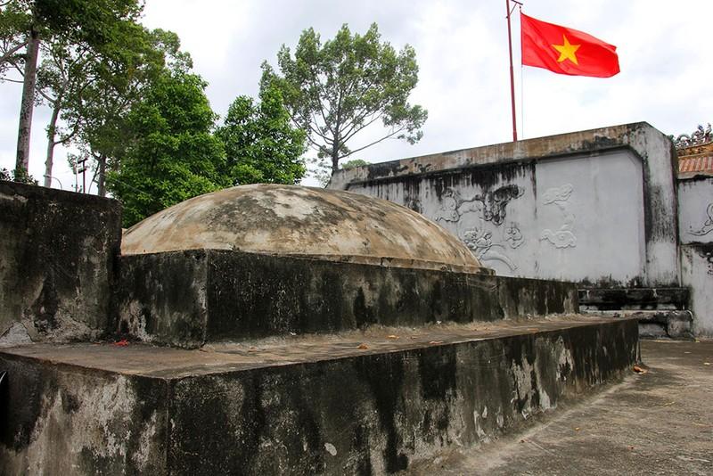 Lăng mộ cổ nằm trên khu đất 'long mạch' ở TP.HCM - ảnh 18