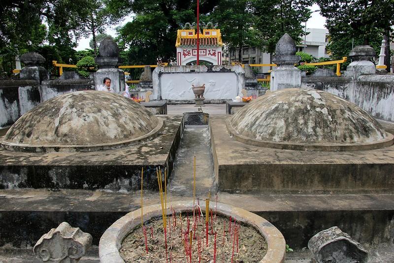 Lăng mộ cổ nằm trên khu đất 'long mạch' ở TP.HCM - ảnh 21