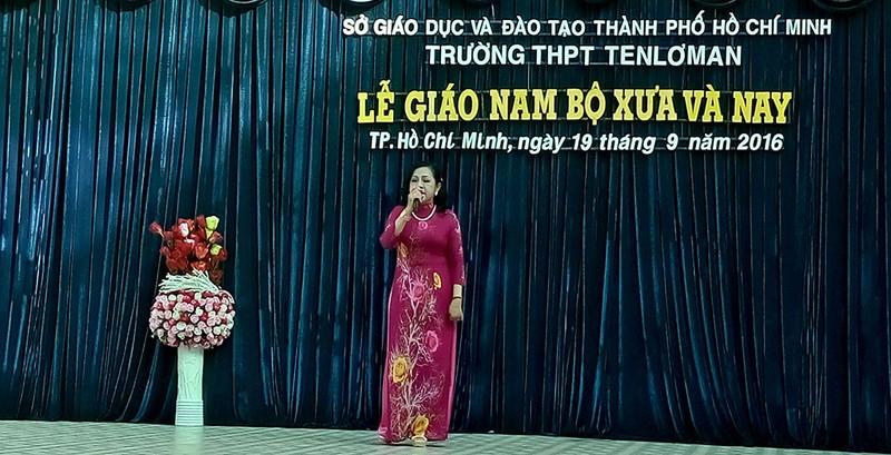 Lần đầu tiên đưa văn hóa Nam Bộ vào học đường - ảnh 6