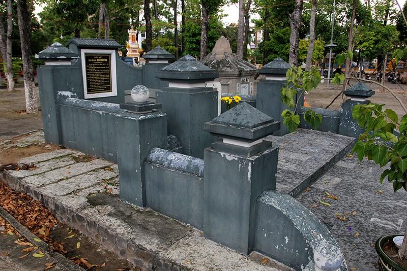Hai lần di dời ngôi mộ cổ Thượng thư Ngô Nhân Tịnh  - ảnh 12