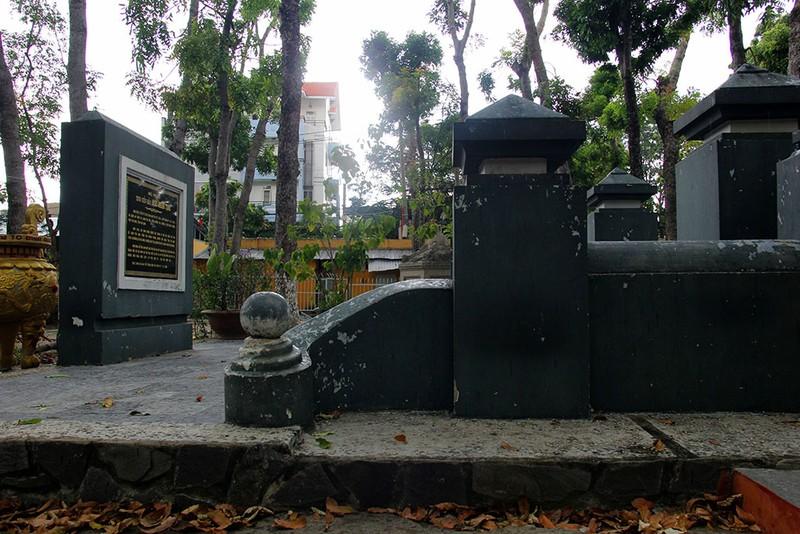 Hai lần di dời ngôi mộ cổ Thượng thư Ngô Nhân Tịnh  - ảnh 4