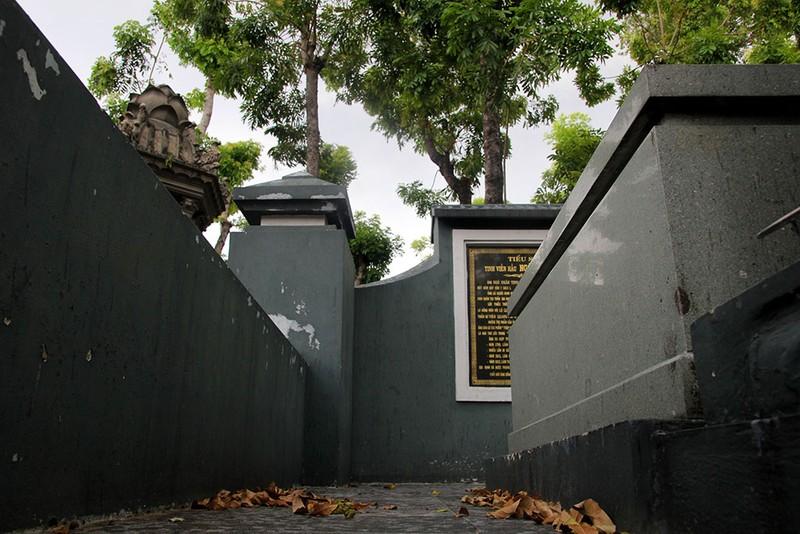 Hai lần di dời ngôi mộ cổ Thượng thư Ngô Nhân Tịnh  - ảnh 9