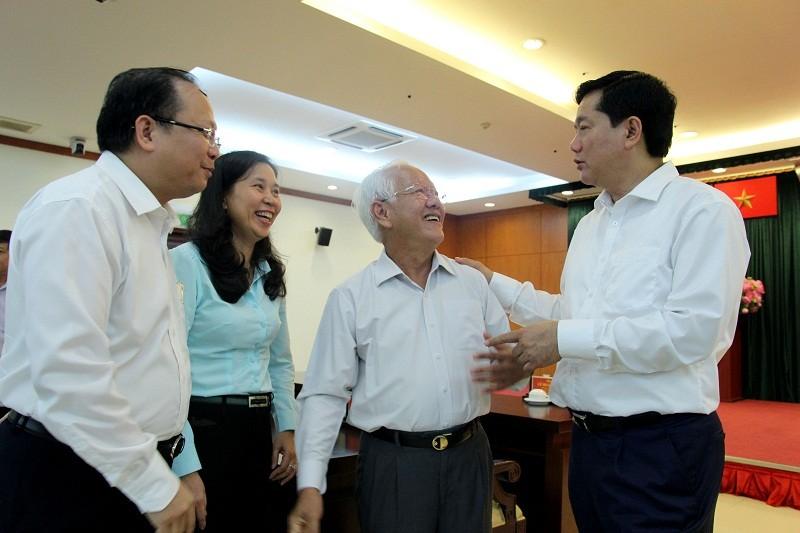 Hai nguyên lãnh đạo TP.HCM chính thức nghỉ hưu - ảnh 4