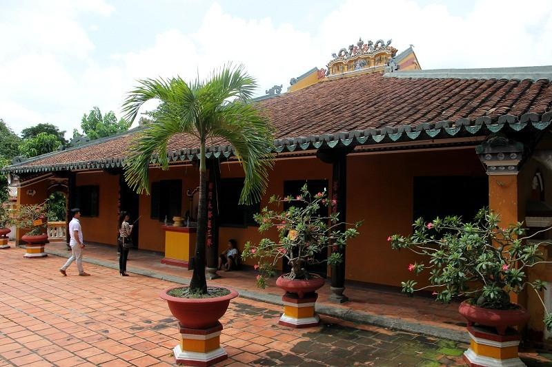 Ngôi chùa gần 300 năm tuổi giữa lòng thành phố - ảnh 5