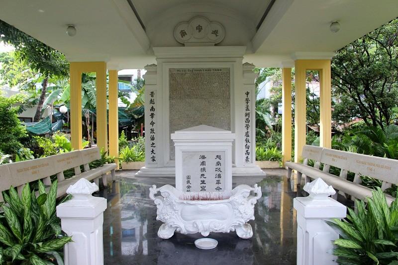 Chuyện ít biết về nơi an nghỉ cụ Phan Châu Trinh - ảnh 4