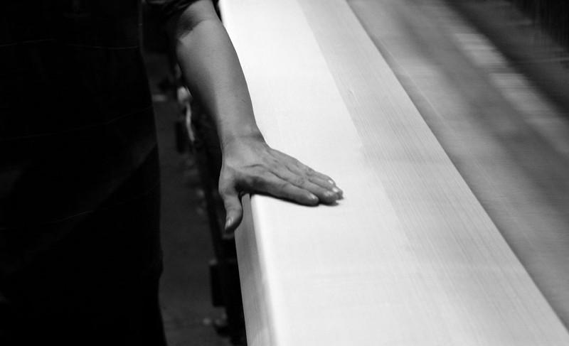 Gia đình hơn 50 năm giữ nghề dệt vải bằng khung gỗ - ảnh 14