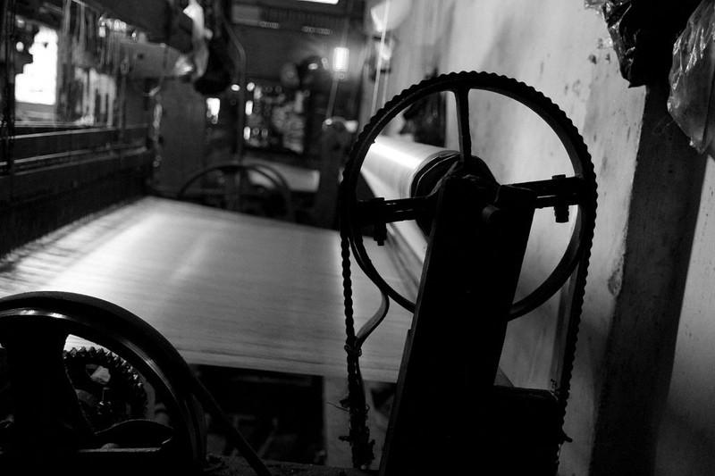 Gia đình hơn 50 năm giữ nghề dệt vải bằng khung gỗ - ảnh 15