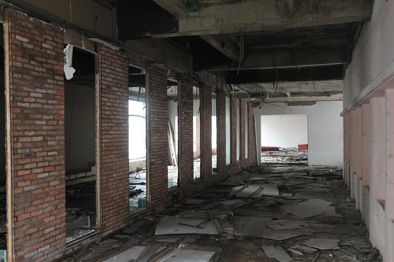 Đang đập Thương xá Tax để xây công trình 40 tầng - ảnh 23