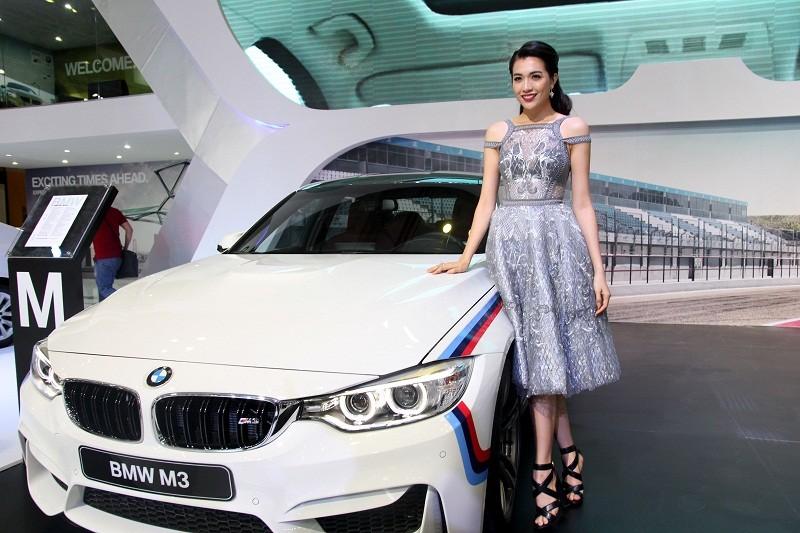 Phạm Hương cùng dàn người đẹp đọ dáng tại VIMS 2016 - ảnh 4