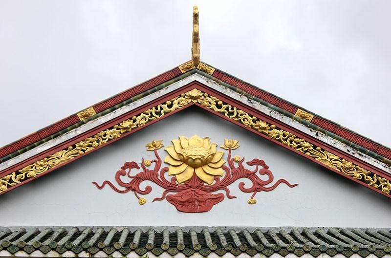 Diện mạo mới của ngôi chùa được xây dựng từ năm 1721 - ảnh 10