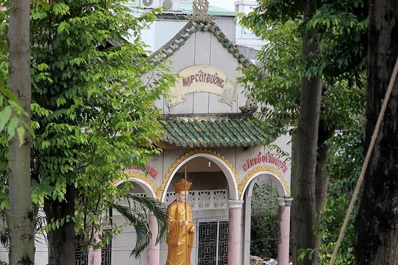 Diện mạo mới của ngôi chùa được xây dựng từ năm 1721 - ảnh 11