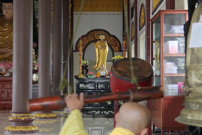 Diện mạo mới của ngôi chùa được xây dựng từ năm 1721 - ảnh 14