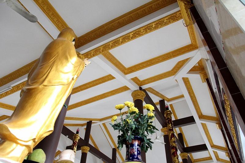 Diện mạo mới của ngôi chùa được xây dựng từ năm 1721 - ảnh 15
