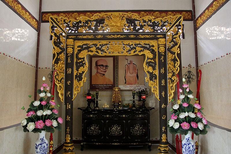 Diện mạo mới của ngôi chùa được xây dựng từ năm 1721 - ảnh 17