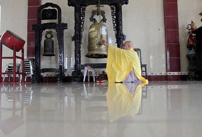 Diện mạo mới của ngôi chùa được xây dựng từ năm 1721 - ảnh 18